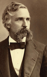 Joshua Lawrence Chamberlain, 1874, While President of Bowdoin College