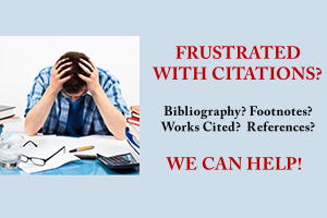 frustrated with citation management?