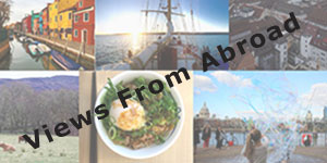A Day in the Life: Views from Abroad