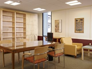 Faculty Study Area in H&L